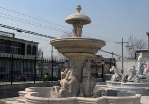 натуральный камень фонтаны
