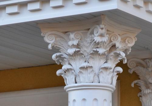 Архитектурные декоративные элементы