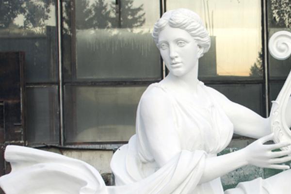 скульптура на фасад