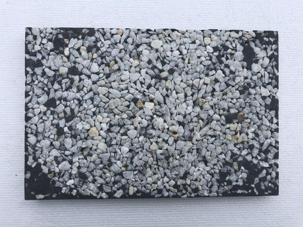 декоративная панель из бетона образец