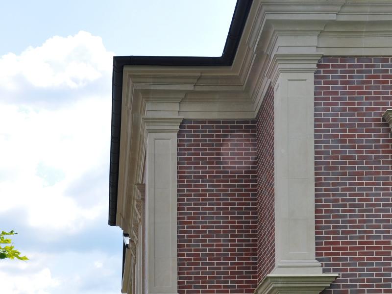 оформления фасада дома
