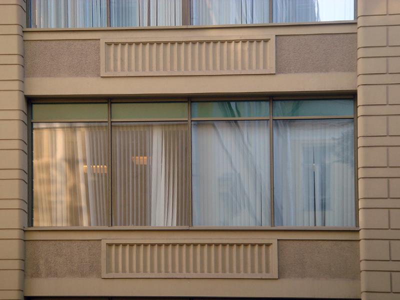 Фасадные панели из архитектурного бетона