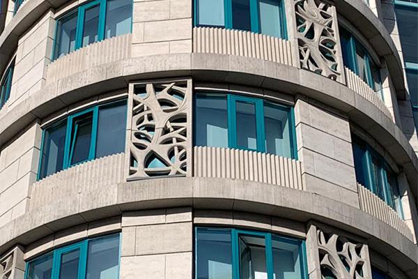 стеклофибробетон для фасада
