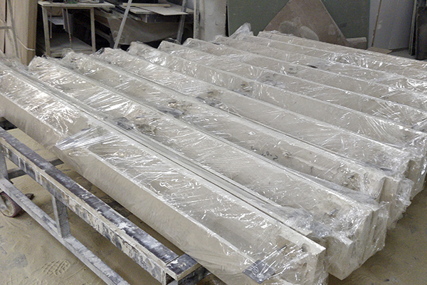 Цена на архитектурный бетон