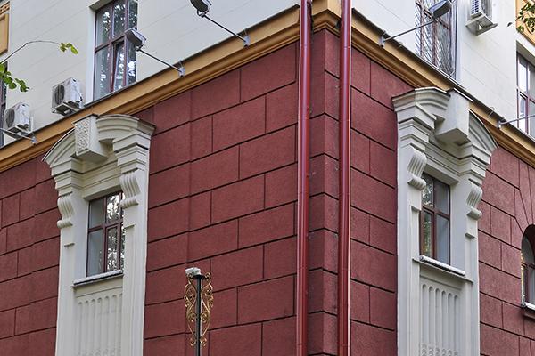 Архитектурные элементы здания