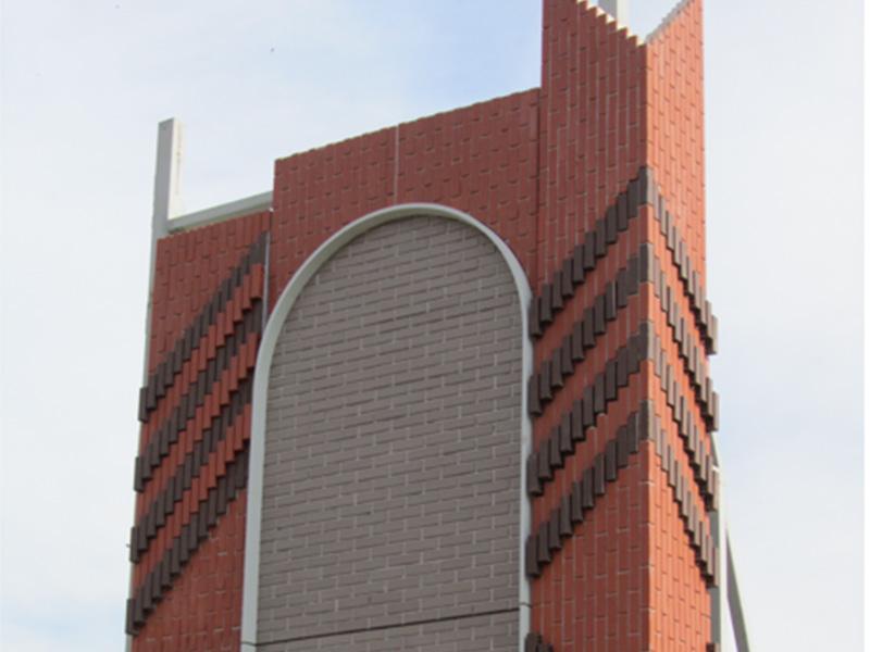 Мокап фасада