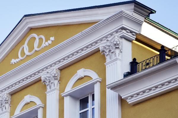 Купить фасадный декор
