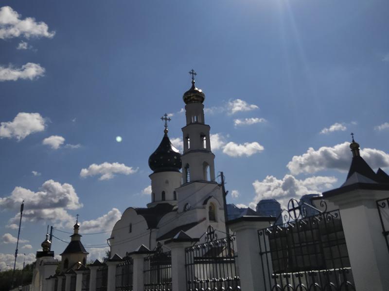 храм в честь Смоленской иконы