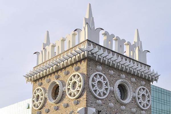 Элементы архитектурного декора