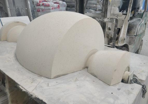 вазоны из архитектурного бетона