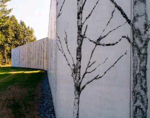 Графический бетон