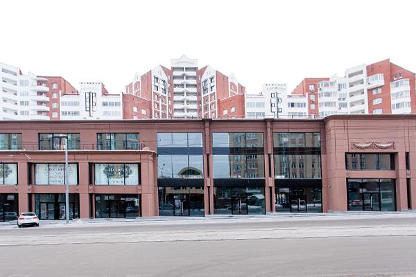 архитектурный бетон для фасада