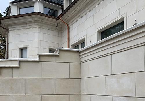 реставрация и ремонт архитектурного бетона